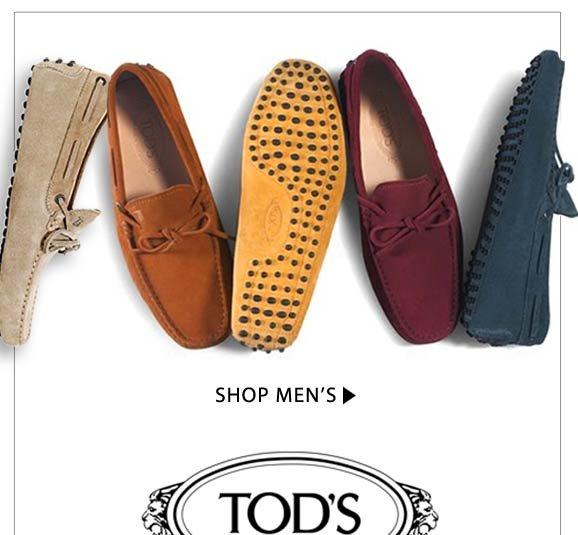 Tod's - Shop Men's