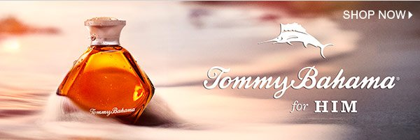 Tommy Bahama fragrances for him. Shop now.