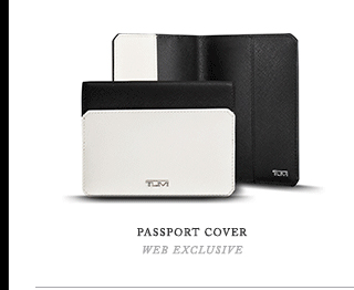 Passport Cover - Shop Now