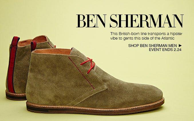Shop Ben Sherman Shoes - Men.