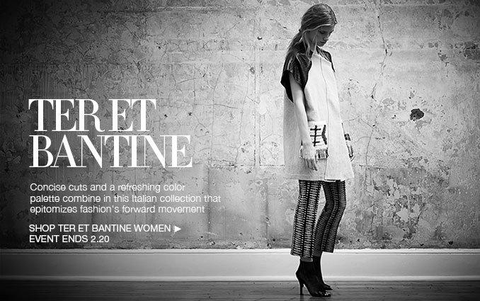 Shop Ter Et Bantine - Ladies.