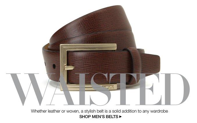 Shop Belts.