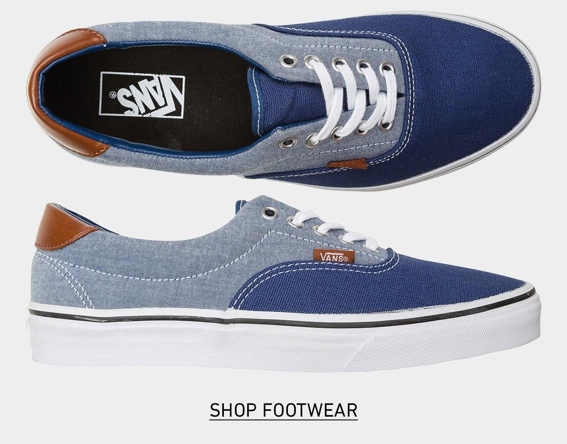 New Footwear from Vans