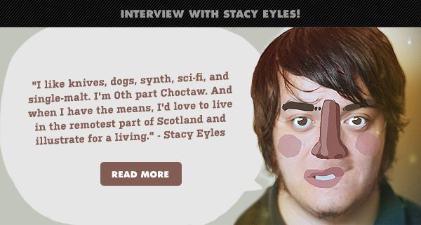 Interview with Stacy Eyles!