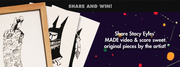 Share and Win!