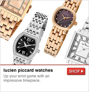 lucien piccard watches - Up your wrist game with an impressive timepiece. SHOP