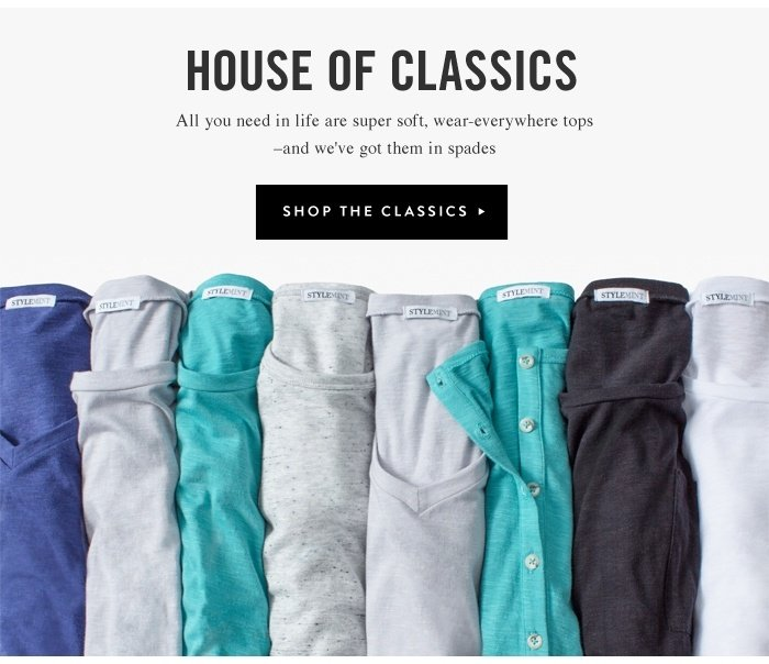 House of Classics