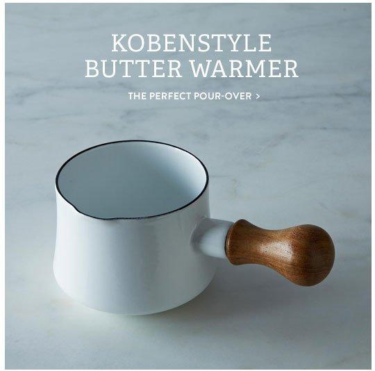 Butter Warmer