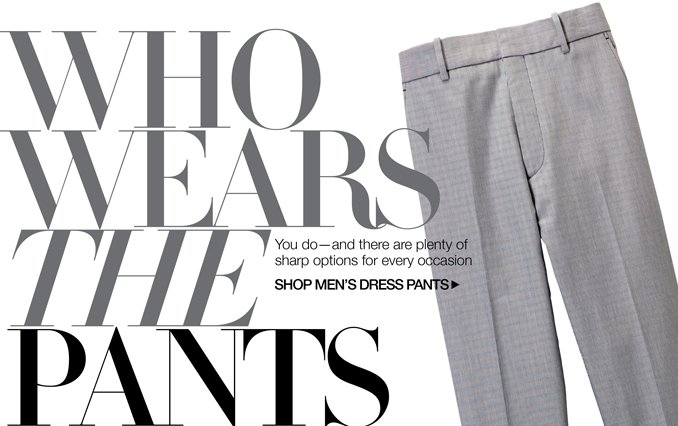 Shop Dress Pants.