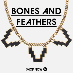 Shop Bones and Feathers