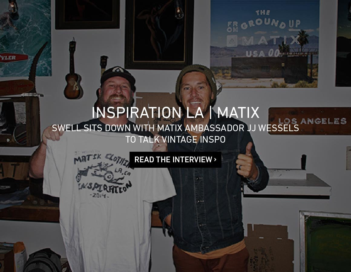 Insipration LA: Matix Interview