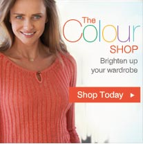 The Colour Shop - Brighten up your wardrobe - Shop Today