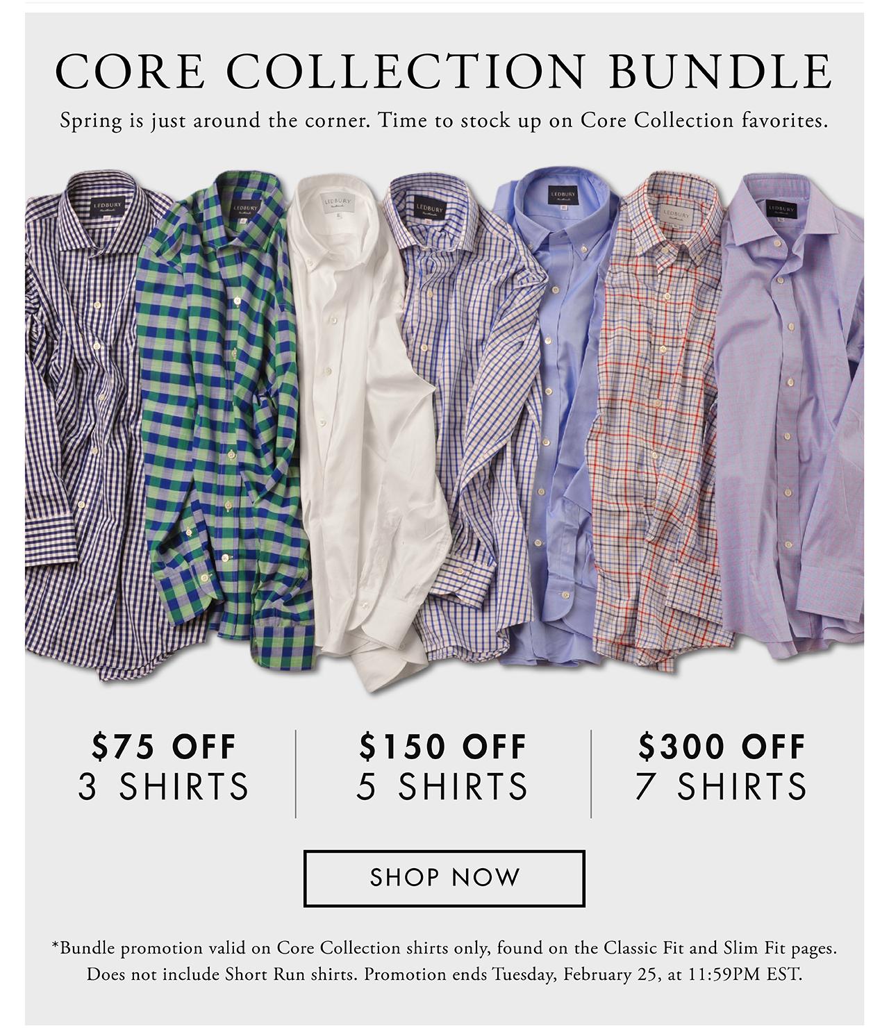 Core Collection Bundle