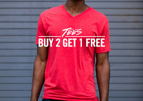 Shop Buy 2 Get 1 Free: Super Soft Tees