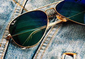 Shop NEW Designer Shades ft. Ray-Ban