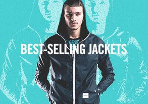 Shop Best-Selling Jackets