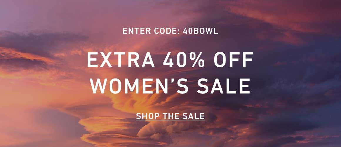 Extra 40% Off Sale. Enter Code: 40BOWL