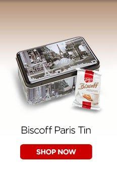 Biscoff Paris Tin