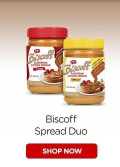 Biscoff Spread Duo