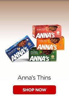 Anna's Thins