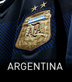 Shop Argentina World Cup Collection »