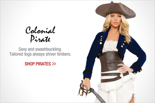 Shop Pirates