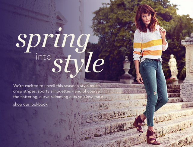 Spring into style