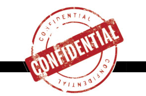 Confidential!
