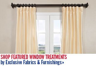Shop Featured Window Treatments