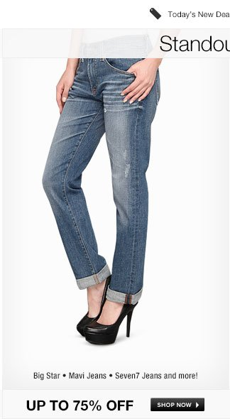 Womens Standout Jeans