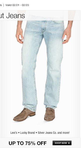 Mens Standout Jeans