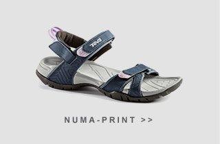 THE NUMA PRINT
