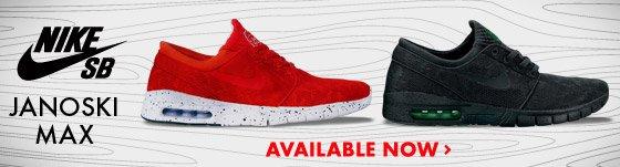 Nike SB: Janoski Max