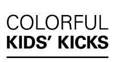 COLORFUL KIDS' KICKS