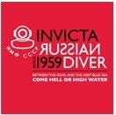 Invicta Russian Diver