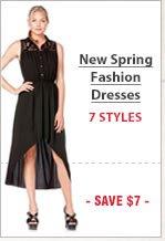 New Spring Fashion Dresses