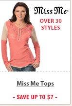 Miss Me Tops