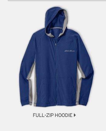 Shop Men's Lookout Full-Zip Hoodie