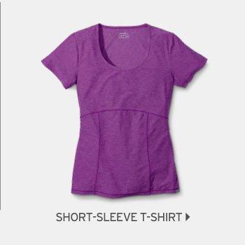 Shop Women's FreeDry Infinity Short Sleeve T-Shirt