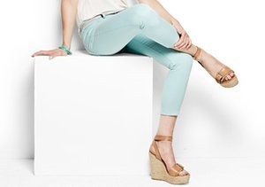$59 and Under: Colored Denim
