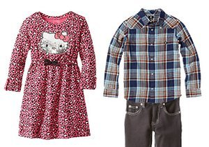 Walking Tall: Clothes for Toddlers