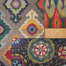 Floor Design: Decorative Rugs