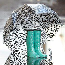 All Dry: Print & Pastel Rain Boots