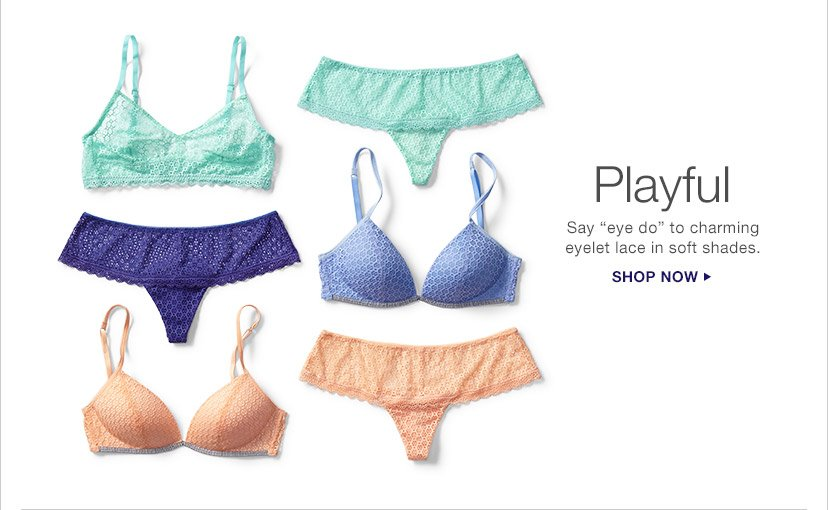 Playful | SHOP NOW