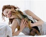 Pets Bring Happiness