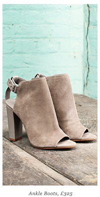 Vince Ankle Boots, £325