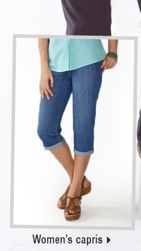 It's the perfect time to buy womens  capris