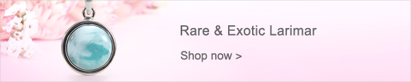 Rare & Exotic Larimar