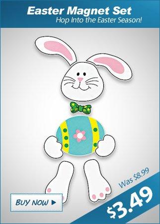 Easter Magnet Set
