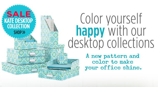 Color  yourself happy with our desktop collections »